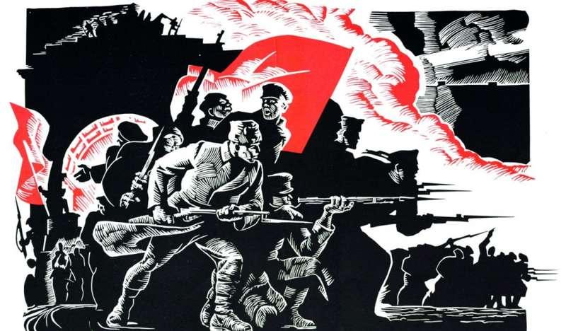 illustrazione-sovietica-guerra-rivoluzionaria